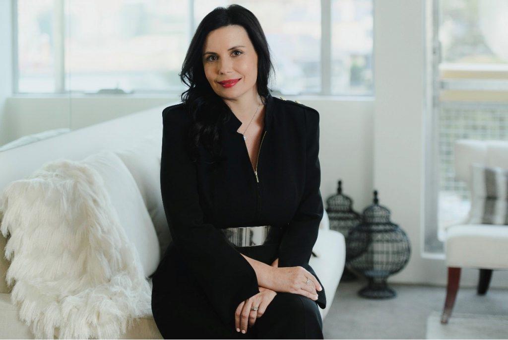Vanessa Stoykov, CEO Evolution Media Group